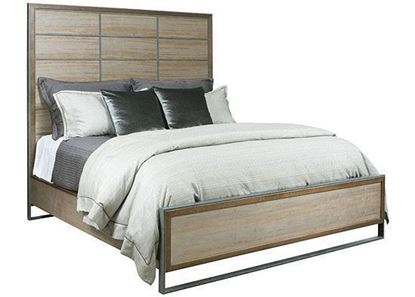 AD Modern Synergy - Matrix Queen Panel Bed 700-324R by American Drew furniture