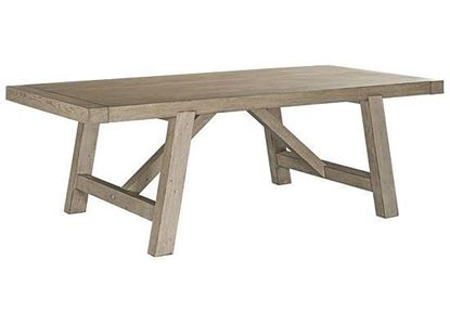 West Fork - Gilmore Dining Table 924-745 by American Drew furniture
