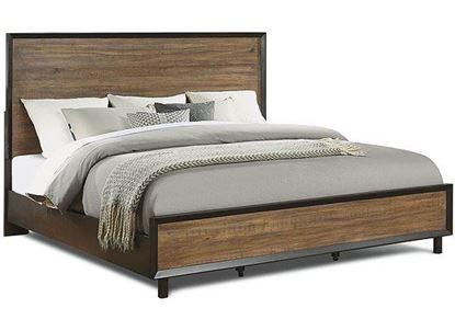 Alpine King Bed W1083-91K from Flexsteel furniture